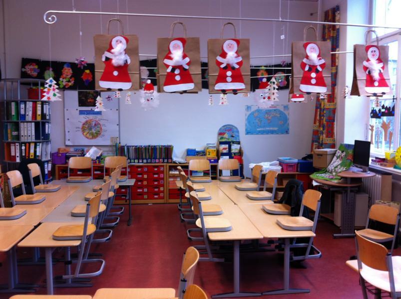 2a fr thiel grundschule am stadtpark steglitz - Fensterdeko klassenzimmer ...