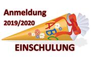 Einschulung 2019/2020